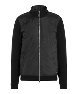 Woolrich | Zipped Jacket With Wool And Cotton Gr. S