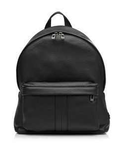 Tods | Leather Backpack With Gilded Logo Embellishment Gr. One Size