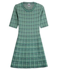 M Missoni | Plaid Knit Dress Gr. It 40