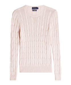 Polo Ralph Lauren   Cotton Cable Knit Pullover Gr. S