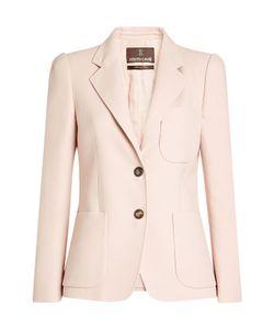 Roberto Cavalli   Cotton Blazer With Silk Gr. It 44