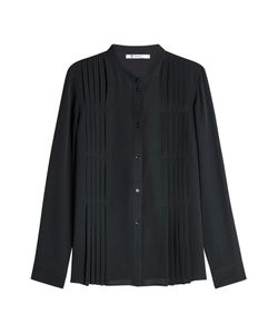 T by Alexander Wang | Silk Blouse With Pleats Gr. Us 4
