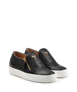 Giuseppe Zanotti | Leather Platform Sneakers Gr. It 40