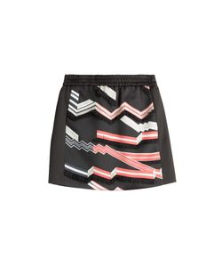 Kenzo | Embroidered Skirt With Fringing Gr. Fr 36