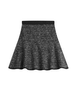 Michael Kors | Merino Wool Fla Skirt Gr. S