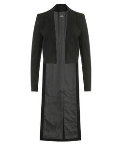 Anthony Vaccarello | Cutaway Coat Gr. Fr 38