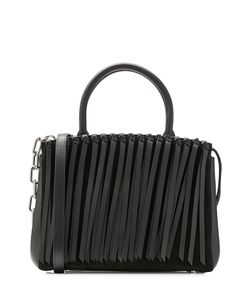 Alexander Wang | Leather Tote With Shoulder Strap Gr. One Size