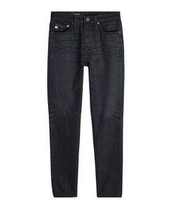 AG Adriano Goldschmied | Cropped Straight Leg Jeans Gr. 26