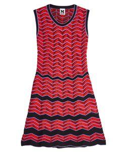 M Missoni | Sleeveless Knit Dress Gr. It 44