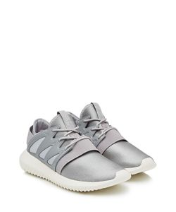 Adidas Originals | Tubular Viral Sneakers With Leather Gr. Uk 4