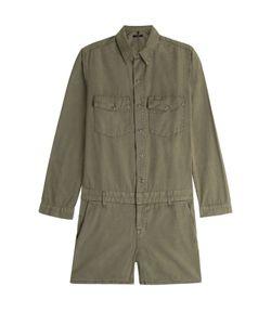 J Brand | Cotton Jumpsuit Gr. Xs