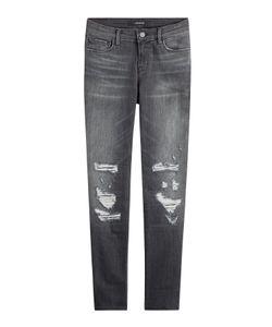 J Brand | Distressed Skinny Jeans Gr. 25