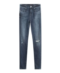 J Brand | Distressed Skinny Jeans Gr. 27