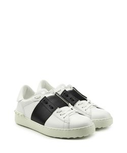 Valentino | Open Leather Sneakers Gr. Eu 41