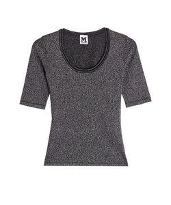 M Missoni | Metallic Knit Top Gr. It 38