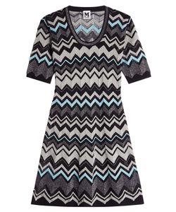 M Missoni | Knit Dress With Metallic Thread Gr. It 46