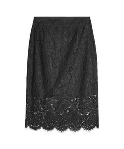 Diane von Furstenberg | Lace Pencil Skirt Gr. Us 10