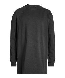 Rick Owens   Cotton Sweatshirt Gr. S