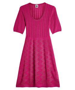 M Missoni | Knit Dress With Virgin Wool Gr. It 44