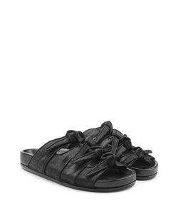 Rick Owens   Leather Sandals Gr. It 39