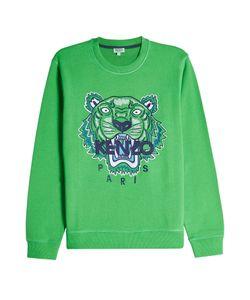 Kenzo | Embroidered Cotton Sweatshirt Gr. S