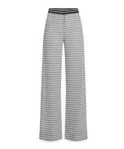 Missoni | Wide Leg Pants With Cotton Gr. It 44