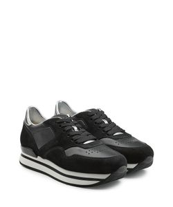 Hogan | Sneakers With Leather And Suede Gr. It 39