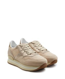 Hogan | Sneakers With Leather And Suede Gr. It 40.5