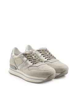 Hogan | Sneakers With Leather And Suede Gr. It 38.5