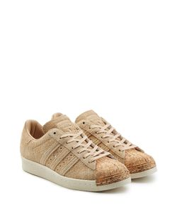 Adidas Originals | Superstar Suede And Cork Sneakers Gr. Uk 8