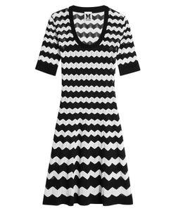 M Missoni | Chevron Knit Dress Gr. It 42