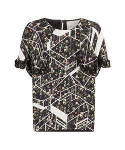 Preen by Thornton Bregazzi | Printed Top Gr. M