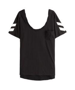 Pam & Gela | Silk T-Shirt Gr. M