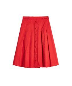 Vanessa Seward | A-Line Cotton Skirt Gr. Fr 38