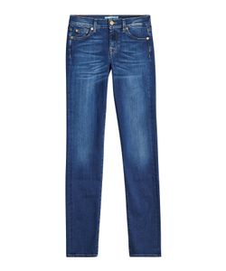 Seven for all Mankind | Mid Rise Roxanne Jeans Gr. 32