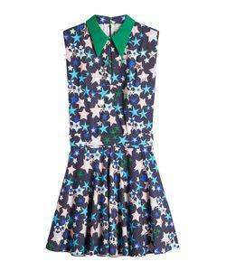 Delpozo | Oversized Printed Cotton Dress Gr. Fr 38