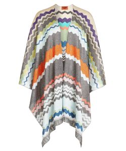 Missoni | Chevron Poncho Gr. One Size