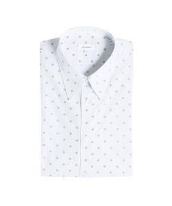 Jil Sander   Printed Cotton Shirt Gr. Eu 38
