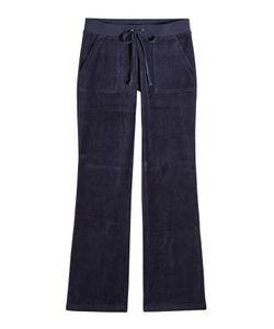 Juicy Couture   Straight Leg Velour Track Pants Gr. M