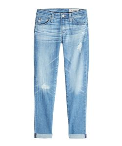 AG Adriano Goldschmied | Rolled Up Crop Jeans Gr. 27