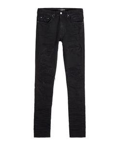 Amiri | Distressed Skinny Jeans Gr. 33
