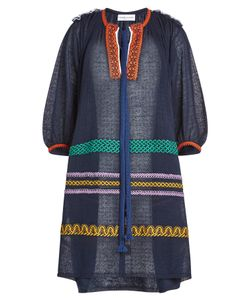 Sonia Rykiel | Embroidered Tunic With Cotton Gr. M
