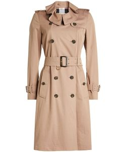 Burberry London | Townley Cotton Trench Coat Gr. Uk 14