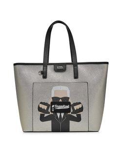 Karl Lagerfeld | Printed Tote Bag Gr. One Size