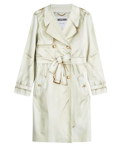 Moschino | Printed Trench Coat Gr. It 40