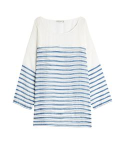 Mes Demoiselles | Striped Cotton Top Gr. 2