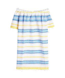 Lemlem | Embroidered Cotton Dress Gr. Xs