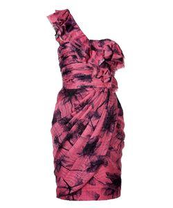 Jason Wu | Persimmon One-Shoulder Dress Gr. 34