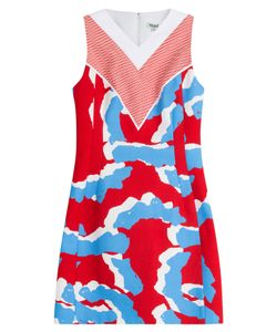 Kenzo | Cotton-Jersey Printed Dress Gr. Fr 36
