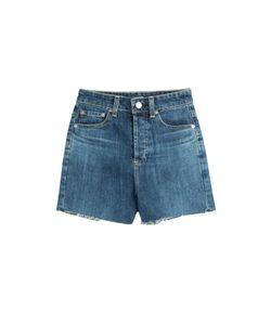 Alexa Chung for AG | Cut-Off Denim Shorts Gr. 30